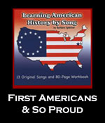 First Americans & So Proud Song Download with Printables