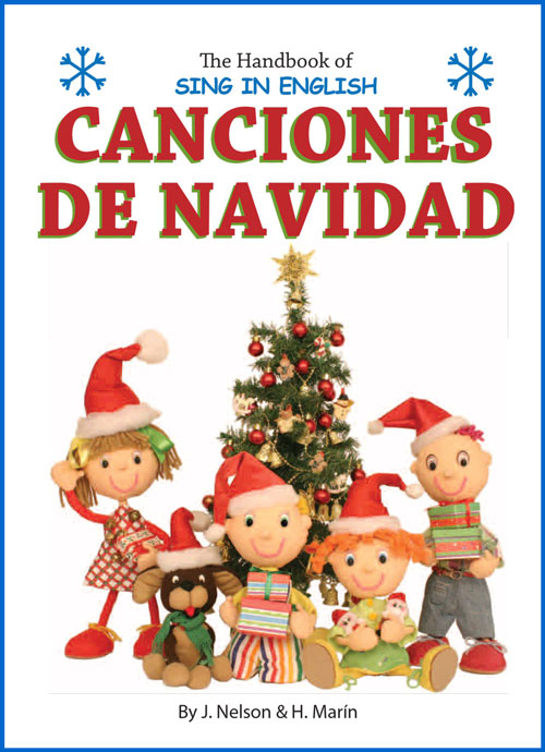 Canciones de Navidad Downloadable Album-Book Set
