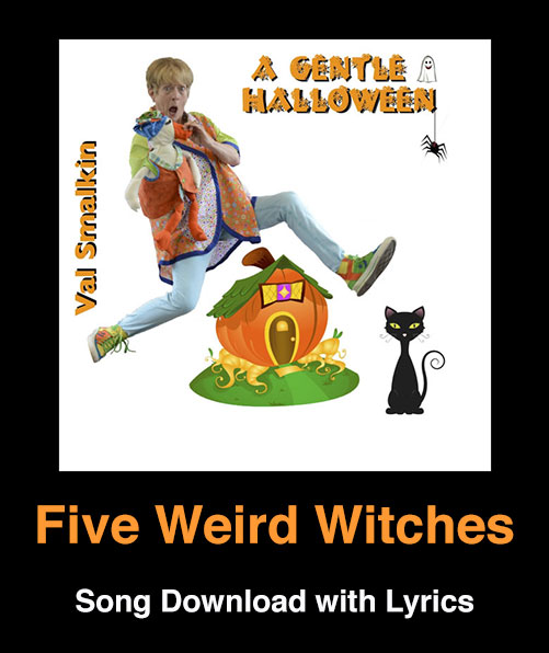 Five Weird Witches Song Download with Lyrics