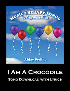 I Am A Crocodile Song Download with Lyrics