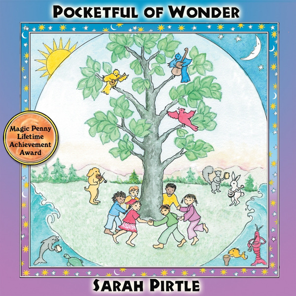 Pocketful Of Wonder CD by Sarah Pirtle