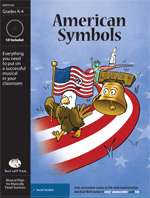 American Symbols Downloadable Musical Play with Printables