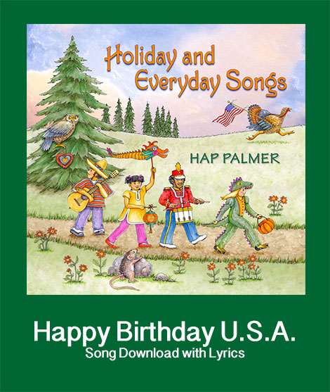 Happy Birthday USA Song Download with Lyrics