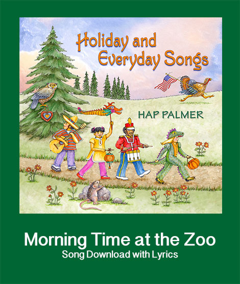 Morning Time At The Zoo Song Download with Lyrics