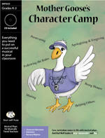 Mother Goose Character Camp Downloadable Musical Play with Printables