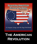 The American Revolution Song Download with Printables