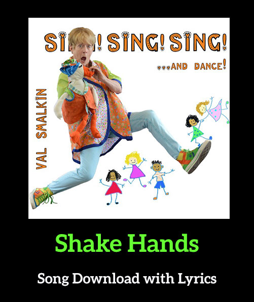 Shake Hands Song Download with Lyrics