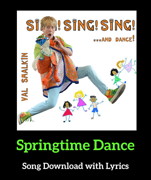 Springtime Dance Song Download with Lyrics