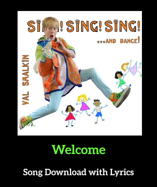 Welcome Song Download with Lyrics