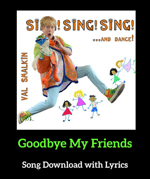 Goodbye My Friends Song Download with Lyrics