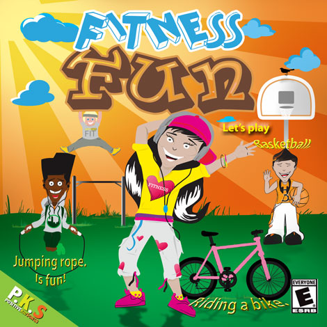 Fitness Fun Album Download with Lyrics