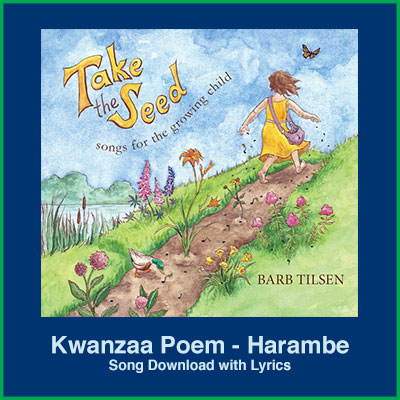 Kwanzaa Poem-Harambee Song Download with Lyrics