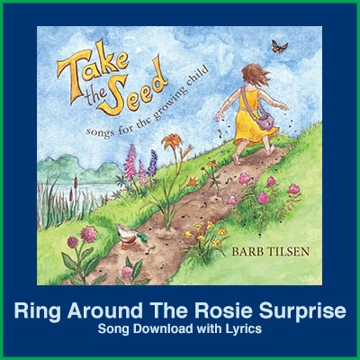 Ring Around The Rosie Surprise Song Download with Lyrics