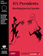 US Presidents Downloadable Musical Play with Printables