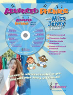 Advanced Phonics with Miss Jenny