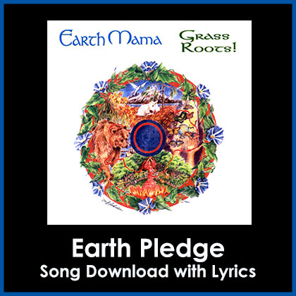 Earth Pledge Download with Lyrics