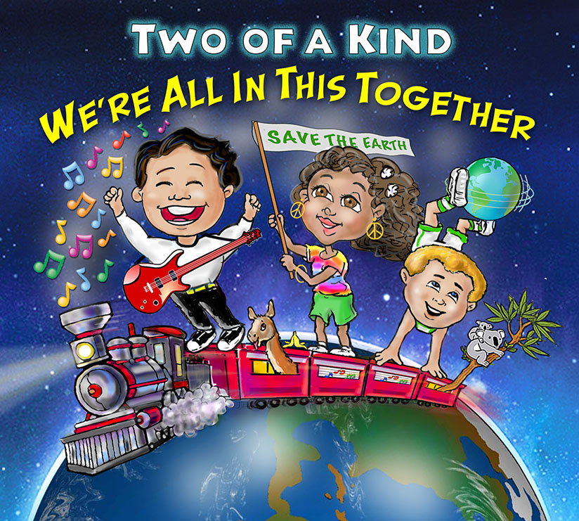 We're All In This Together Music CD