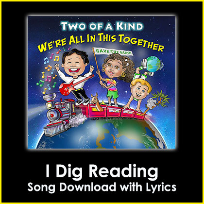 I Dig Reading Song Download with Lyrics