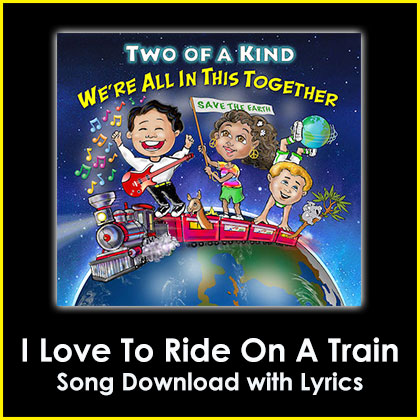 I Love To Ride On A Train Song Download with Lyrics