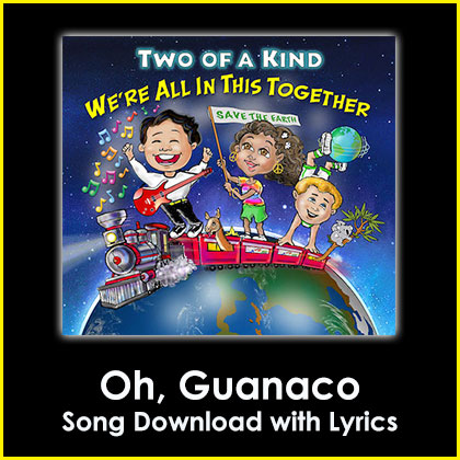 Oh, Guanaco Song Download with Lyrics