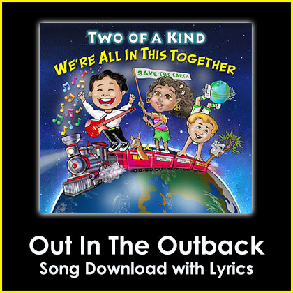 Out In The Outback Song Download with Lyrics