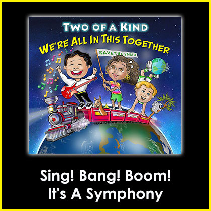 Sing! Bang! Boom! It's A Symphony Song Download with Lyrics