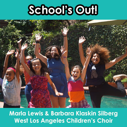 School's Out Downloadable Tracks with Lyrics