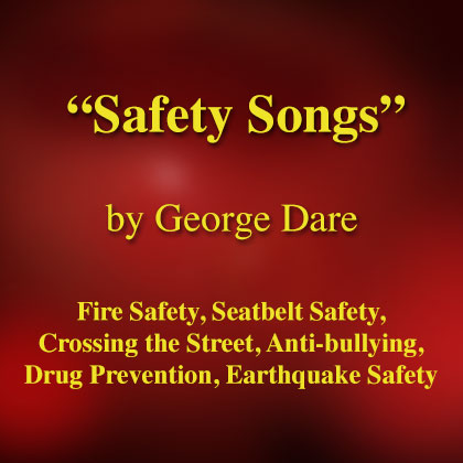 Safety Songs by George Dare Album Download with Lyrics