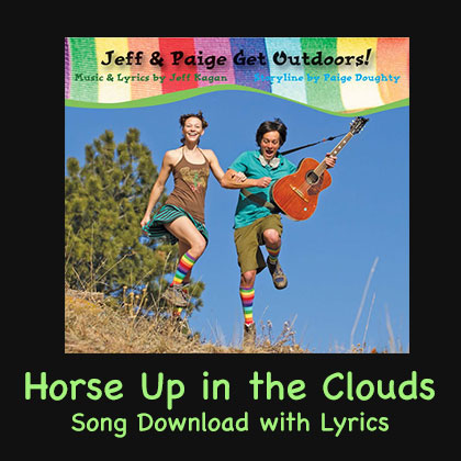 Horse Up in the Clouds Song Download with Lyrics