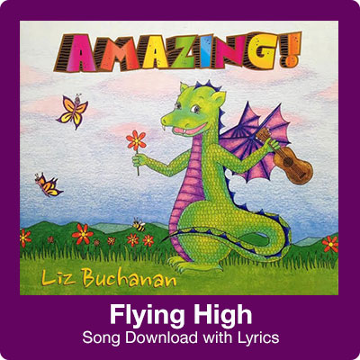 Flying High Song Download with Lyrics