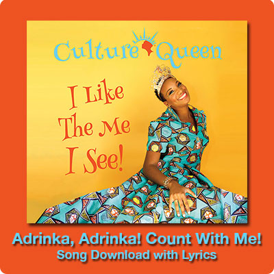 Adrinka, Adrinka! Count With Me! Song Download with Lyrics
