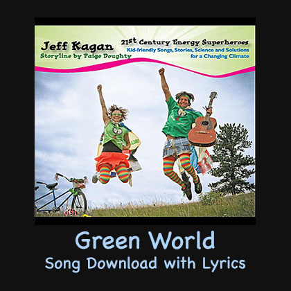 Green World Song Download with Lyrics
