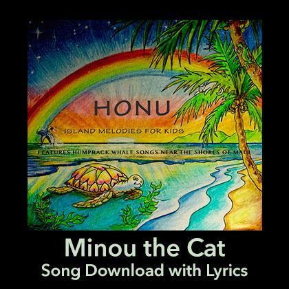 Minou the Cat Song Download with Lyrics