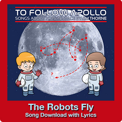 The Robots Fly Song Download with Lyrics