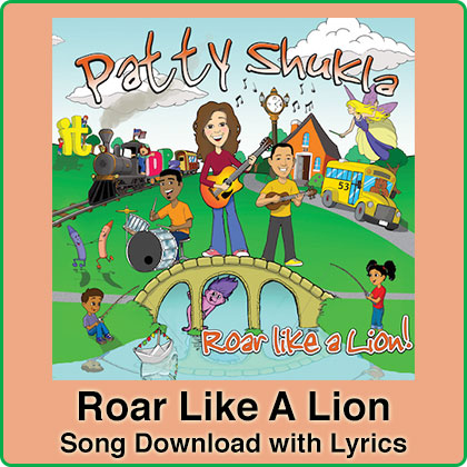 Roar Like A Lion Song Download with Lyrics