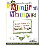 A Month of Manners Workbook