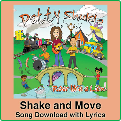 Shake and Move Song Download with Lyrics