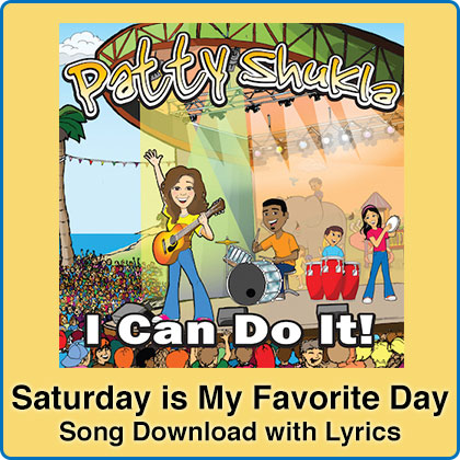 Saturday is My Favorite Day Song Download with Lyrics
