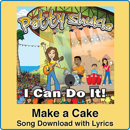 Make a Cake Song Download with Lyrics