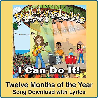 Twelve Months of the Year Song Download with Lyrics