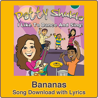 Bananas Song Download with Lyrics