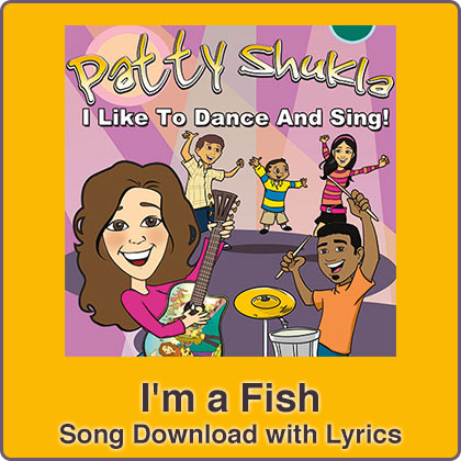 I'm a Fish Song Download with Lyrics