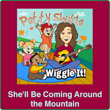 She'll Be Coming Around the Mountain Song Download with Lyrics
