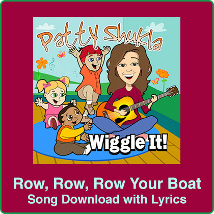 Row, Row, Row Your Boat Song Download with Lyrics