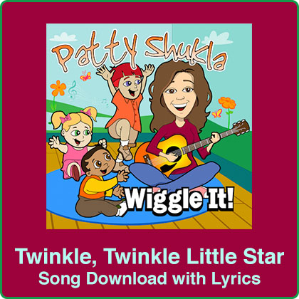 Twinkle, Twinkle Little Star Song Download with Lyrics