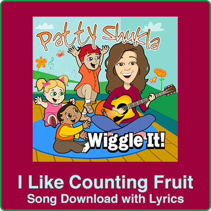 I Like Counting Fruit Song Download with Lyrics