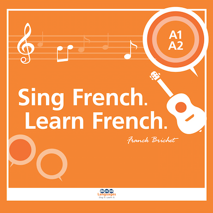 Sing French. Learn French Album Download with Lyrics