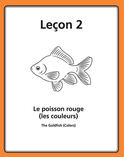 Le poisson rouge Song Download with Lyrics