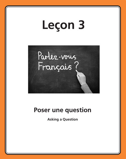 Poser une question Song Download with Lyrics