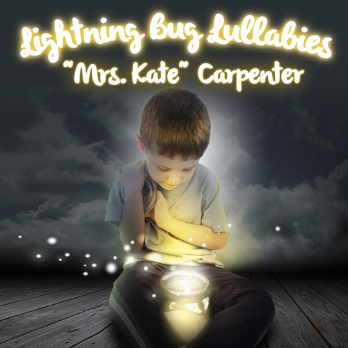 Lightning Bug Lullabies Music CD with Lyrics